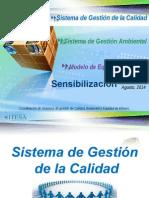 Sensibilización SGC SGATutores