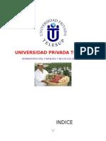 Administracion de Empresas TRABAJO GRUPAL