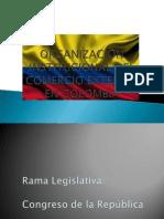 Organización Institucional Ce