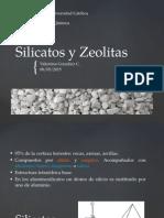 Silicatos y Zeolitas