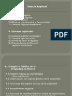 Derecho Registral