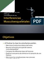 Interferencias Musculoesqueletales Enfe 4150 2013