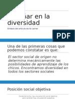 3- Enseñar en La Diversidad (1)