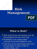8 Risk Management