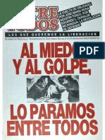 Entre Todos Número 12 - Noviembre 1985 - Año 1