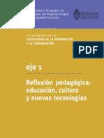 Tecnologías de La Información y La Comunicación(2007)