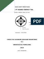 Kasus Pt Adaro Energy Tbk