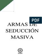 Armas de Seduccion Masiva Cesar Contada