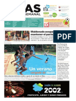 Mijas Semanal Nº642 Del 10 al 16 de julio de 2015