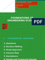 Engineering Economy Chapter 1x