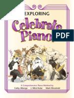 Celebrate Piano Sampler