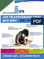 Infografia Trastornos DIS