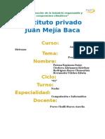 Análisis y Diagnóstico de La Empresa