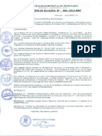 Plan_11127_resolucion de Alcaldia Num 006-2013-Mdp_2013
