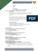 Especificaciones Tecnicas- Tanque Elevado