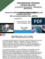 ANALISIS ERGONOMICOS DE LA CLINICA SAN PABLO..ppt