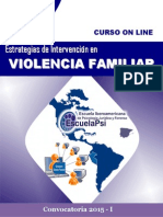 modulo violencia familiar