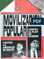 Entre Todos Número 35 - 1ª Quincena Octubre 1987 - Año 3