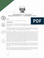 Huaraz Resolución Nº 230-JEF