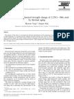 ne 2001 [doi 10.1016_s0921-5093(01)01008-5] Hyuntae Yang; Sangtae Kim -- A study on the mechanical strength change of 2.25Cr–1Mo steel by thermal aging