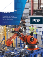 Global Manufacturing Outlook - 2015