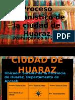 Proceso Urbanístico de la ciudad de Huaraz.pptx