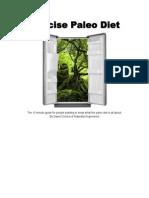 Concise Paleo Diet