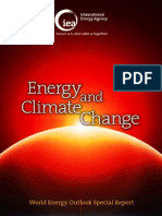 We o 2015 Special Report on Energy and Climate Change