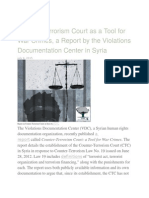 Syria Justice and Accountability Centre