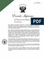 DS015-2005-SA.- Valores Permisibles Agentes Químicos