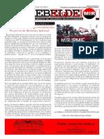 EL REBELDE - Digital - N° 65 - 09 de Julio de 2015