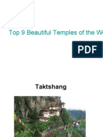 Top 9 Beautiful Temples of the World