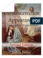 The Resurrection Appearances - A Naturalistic Explanation 2.0