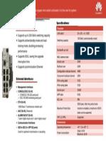 H801MCUD Board Datasheet