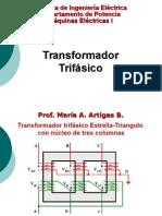 transformador trifasico