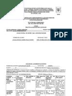 Registro y Analisis de La Observacion