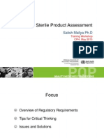 Sterile Product Assessment-new