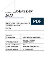 RPP KEPERAWATAN 2013.docx