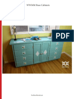 WWMM Base Cabinets