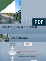 Strategy Pasar Global