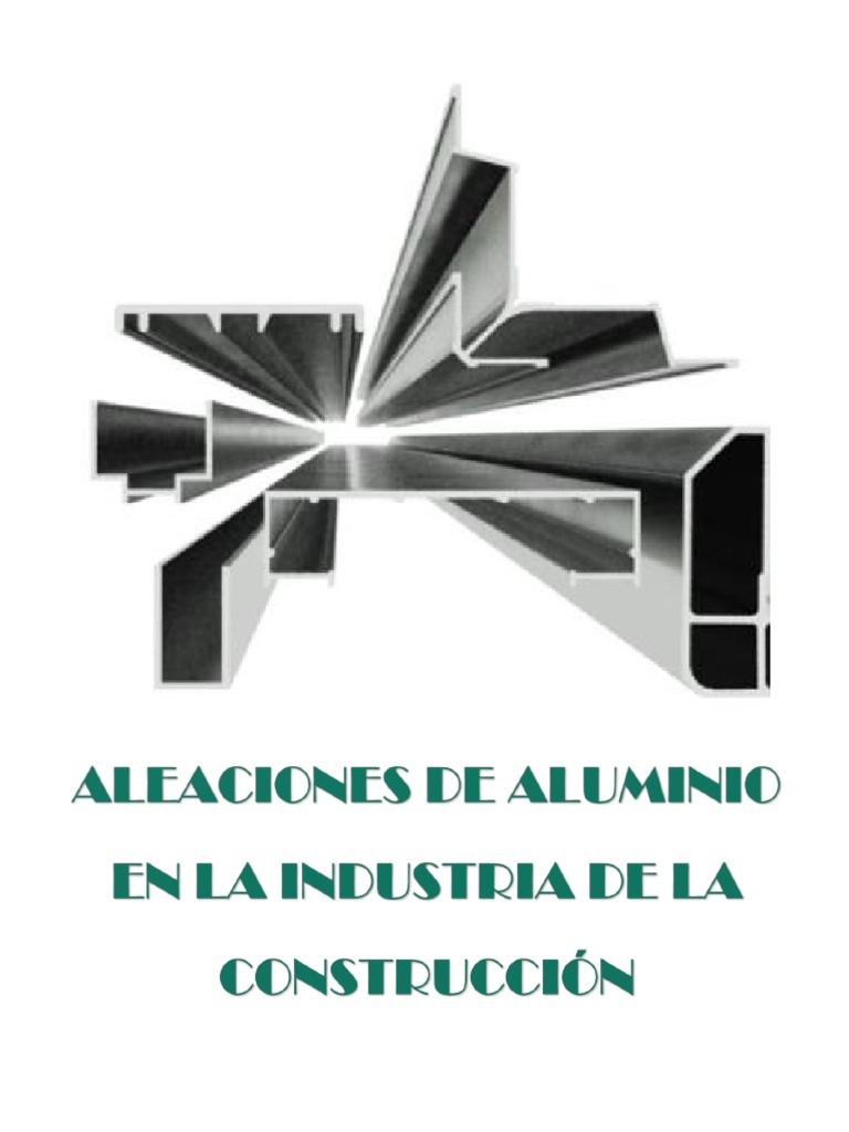ALEACIONES DE ALUMINIO. 1IC134 ...