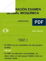 Bioqumica examen