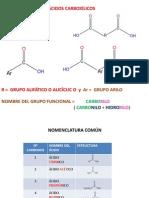Ácidos Carboxílicos Esteres Amidas Ucsur