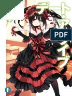 Date a Live Volume 3 - Killer Kurumi