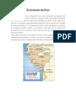 El Virreinato Del Perú
