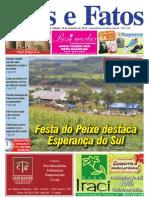 Jornal Atos e Fatos - Ed. 662 - 20-02-2009