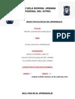 PROYECTO BULLIYNG EN EL APRENDIZAJE.docx
