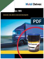 Brochure Mobil Delvac Mx