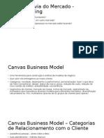 Tela de Modelo de Negócio