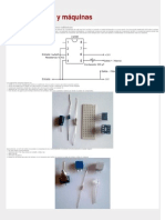 Mente, Energía y Máquinas Amplificador de Audio Sencillo Para Proyectos Radiónicos